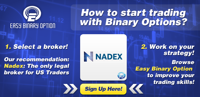 homepage Nadex
