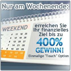 OptionBit: Auch am Wochenende handeln