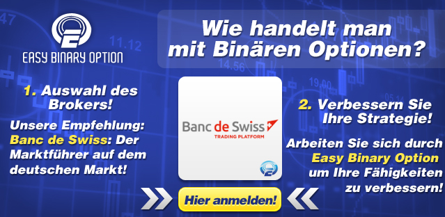 Ez binary options